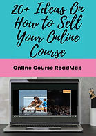 20+Ideas On How To Sell Your Online Cour