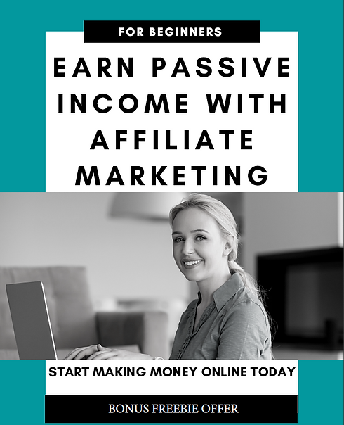 Earn Passive Income with Affiliate Marke