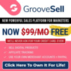 GrooveSell Free Access