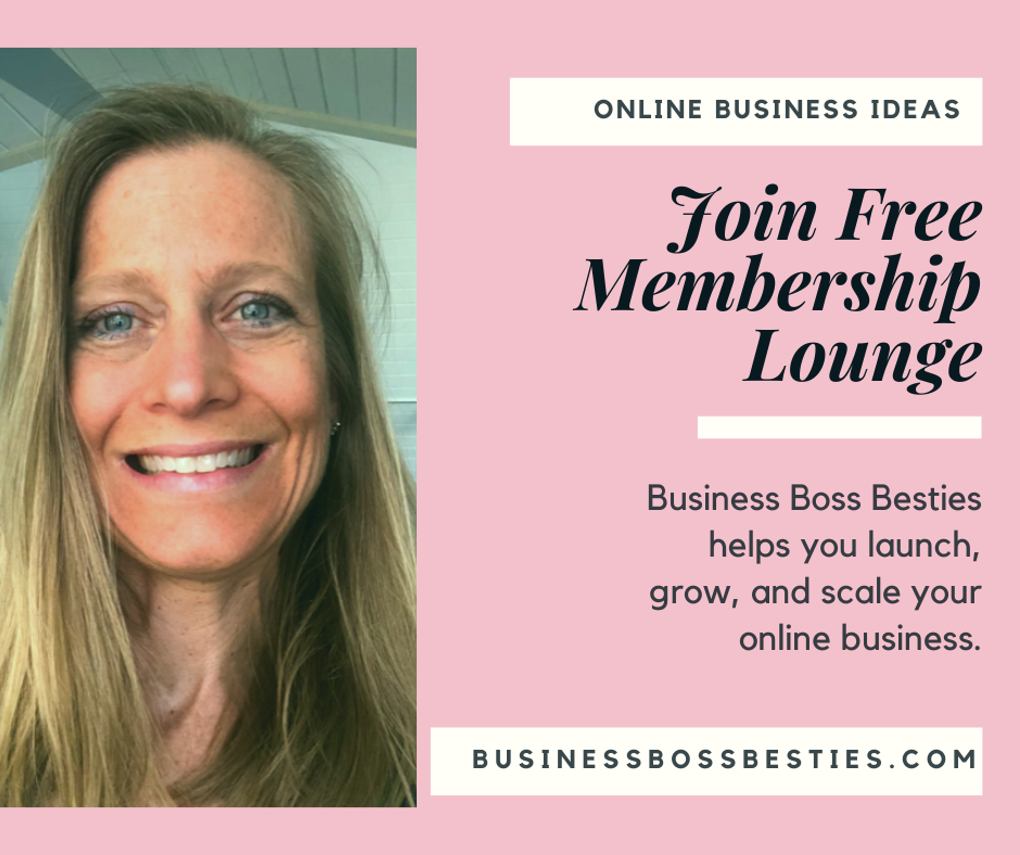 Business Boss Besties helps you launch, grow, and scale your online business.