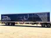 Conner Industries Semi Trailer Wrap