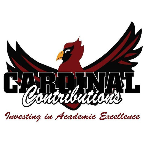 Cardinal Contribution $5 Donation