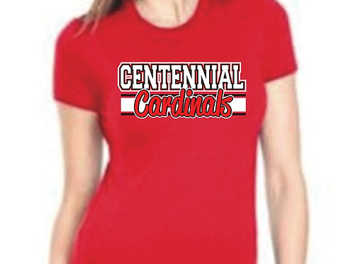 Red Fitted Shirt