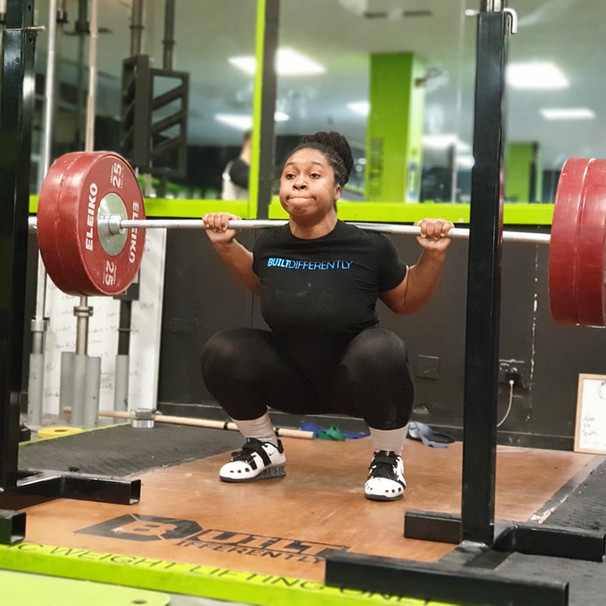 Krys has a lifting war cry like no other we've heard