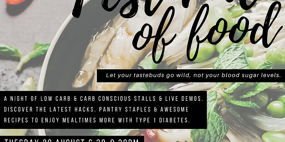 The Festival of Food - SOLD OUT