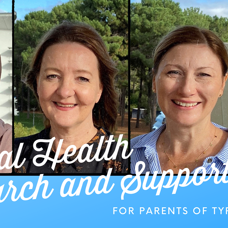 Mental Health Research and Support for Parents of Type 1 Children