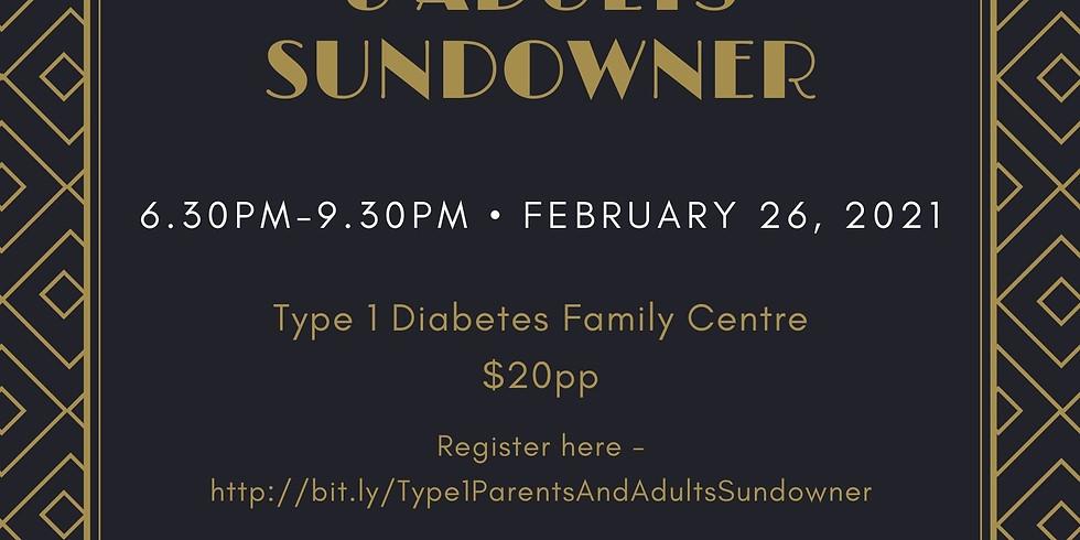 Type 1 Parents & Adults Sundowner