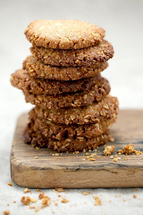 ANZAC Biscuits Recipe + BONUS Frittata Recipe