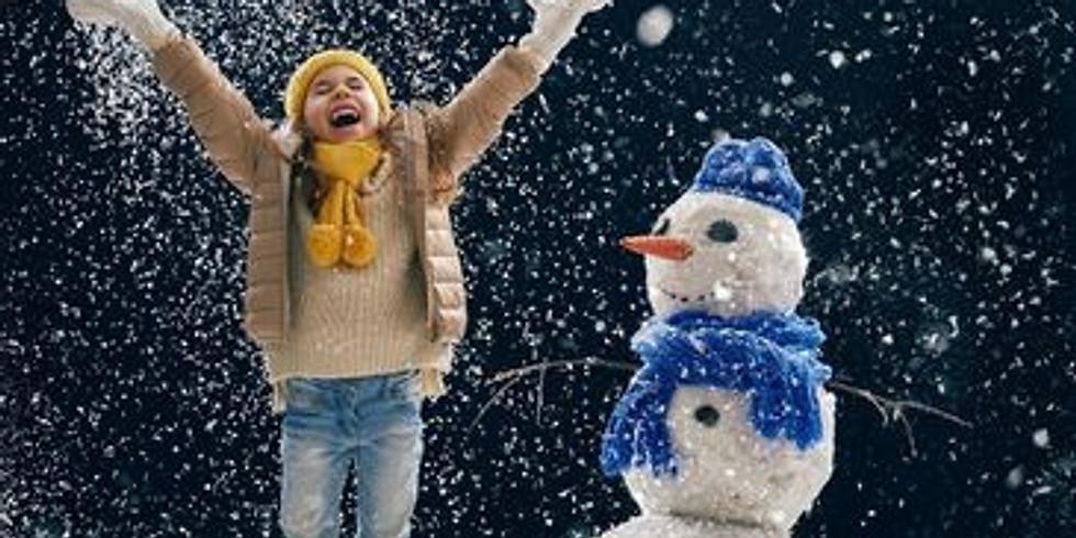Magical Winter Wonderland Centre Party