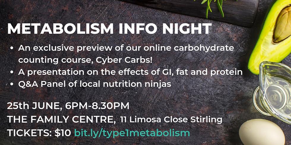 Metabolism Info Night