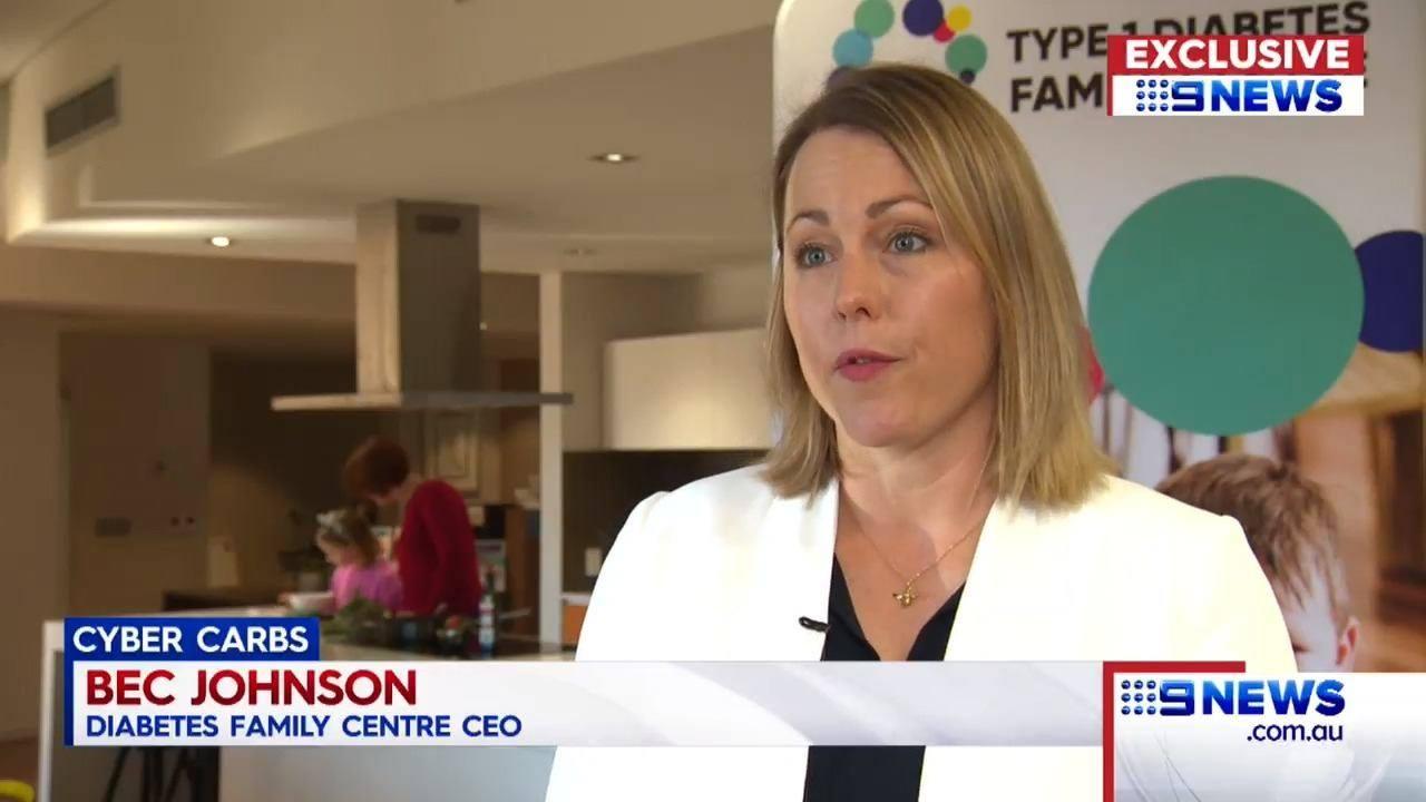 Cyber Carbs Type 1 Diabetes Family Centre