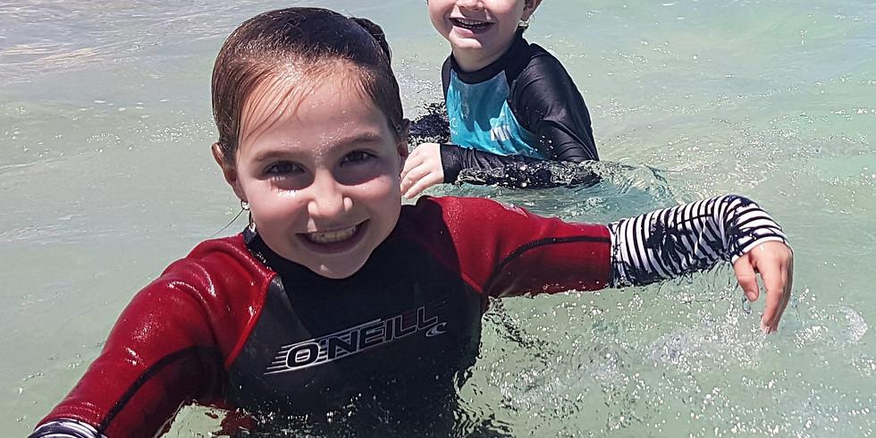 Kids Surfing Excursion
