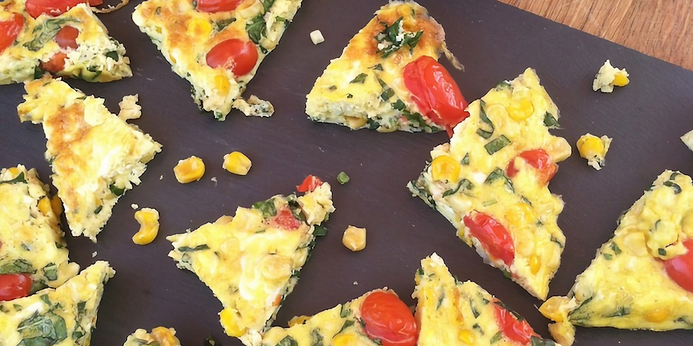 Cooking With Amy - Fresh Frittata