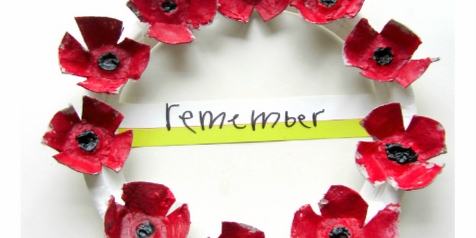 Craft with Bree - ANZAC Day