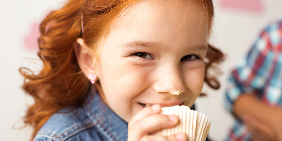 Cupcake Carnival - Kids in the Kitchen (Ages 4-12)