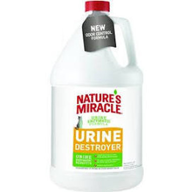Nature's Miracle Urine Destroyer for Cats - 1 Gallon