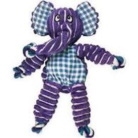 Kong Floppy Knots Elephant Dog Toy