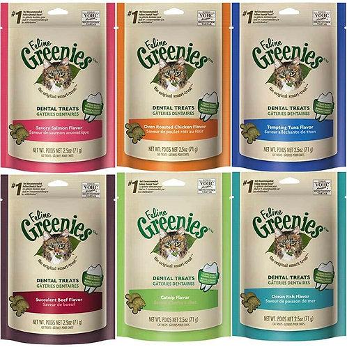 Greenies Dental Cat Treats