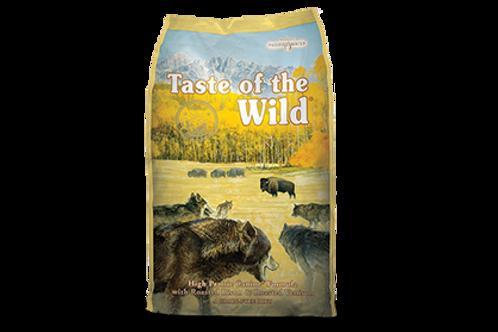 Taste of the Wild High Prairie Grain Free Dog Food