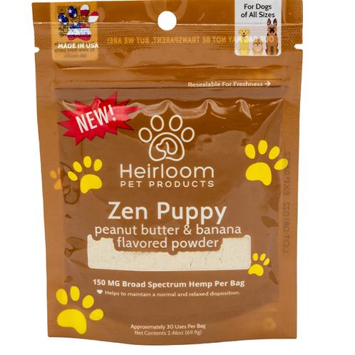 Heirloom Zen Puppy Hemp 2oz