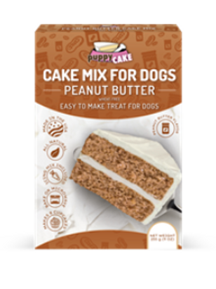 Puppy Cakes Cake Mixes - 4 flavors!
