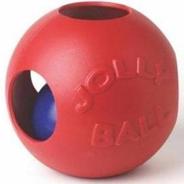 Jolly Ball Teaser Dog Toy