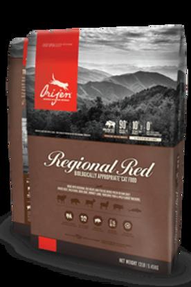 Orijen Regional Red Grain Free Cat Food