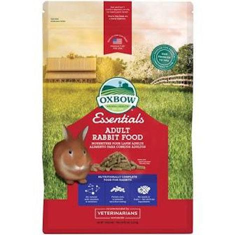 Oxbow Essentials Rabbit Food 5#