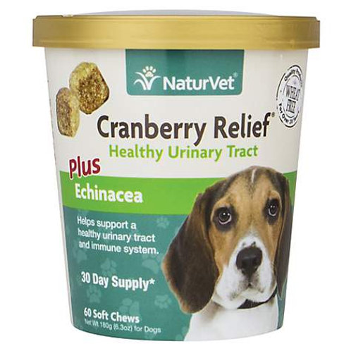 Naturvet Cranberry Relief for Urinary Tract