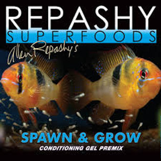 Repashy Superfoods Spawn & Grow fish food