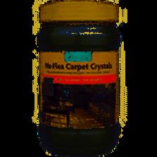 NaturVet No Flea Carpet Crystal Powder