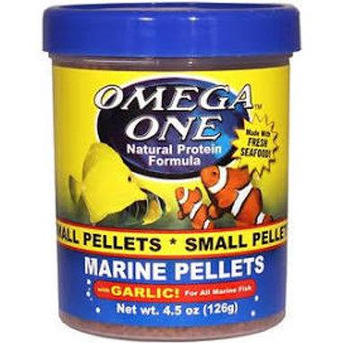 Omega One Garlic Marine Pellet Fish Food