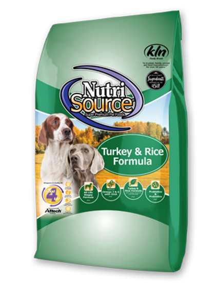 Nutri Source Turkey and Rice