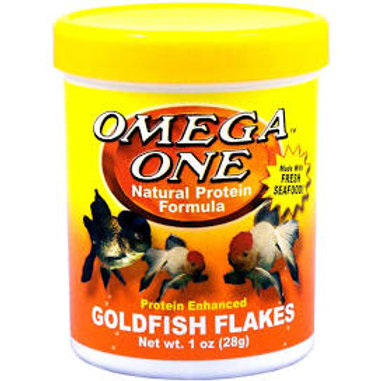 Omega One Goldfish Flake Fish Food