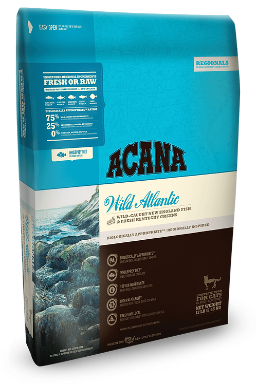 Acana Wild Atlantic Grain Free Cat Food
