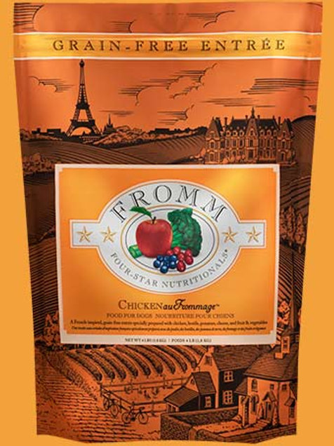 Fromm 4 Star Chicken Frommage Grain Free Dog Food