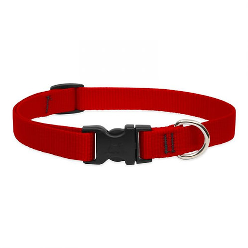 Lupine Red Collar