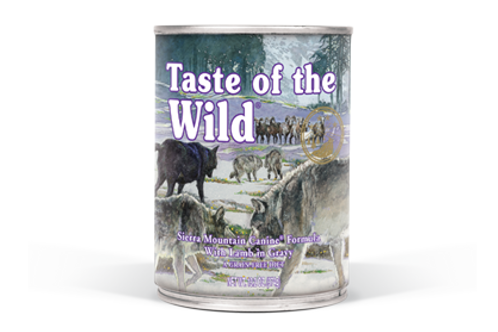 Taste of the Wild Canned Dog Food 13oz