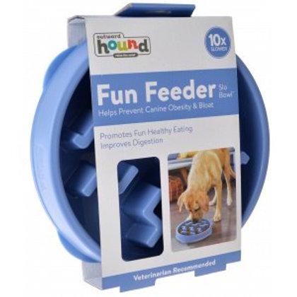 Outward Hound Fun Slow Feeder Interactive Dog Bowl