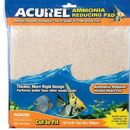 Ammonia Reducing Infused Media Pad