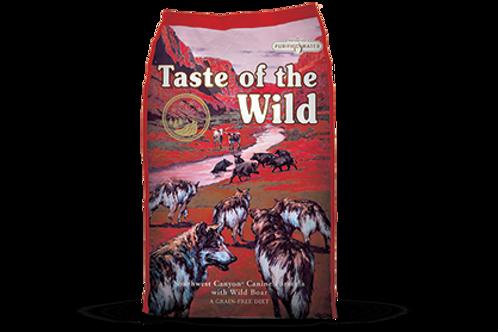 Taste of the Wild Southwest Canyon Grain Free Dog Food