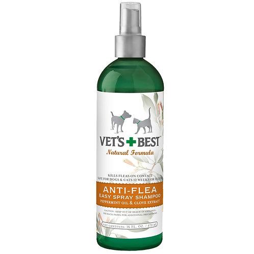 Vets Best Anti-Flea Spray Shampoo