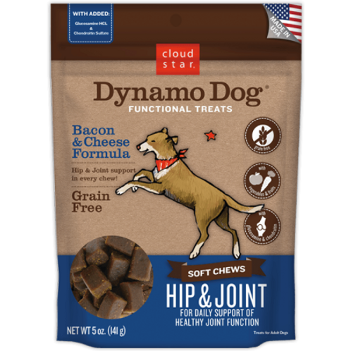 Dynamo Hip & Joint Soft Chews