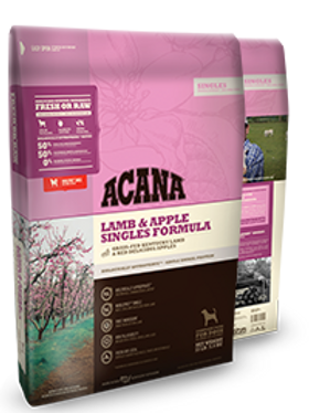 Acana Singles Lamb & Apple Grain Free Dog Food