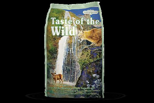 Taste of the Wild Rocky Mountain Grain Free Cat Food