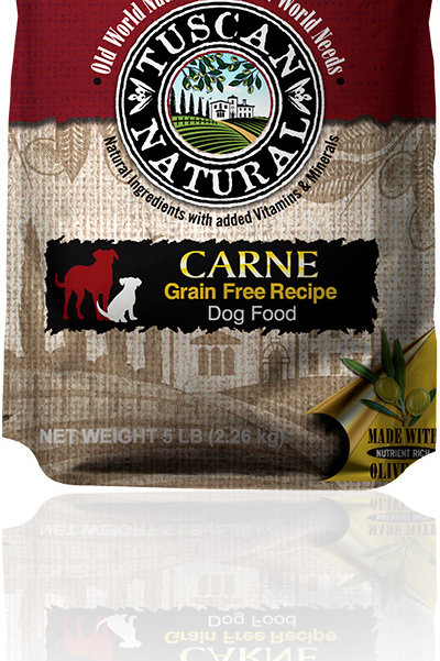 Tuscan Natural Carne Grain Free Dog Food