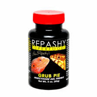 Repashy Superfoods Grub Pie Reptile Food