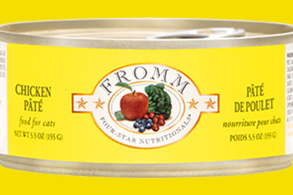 Fromm Canned Cat Food 5.5oz