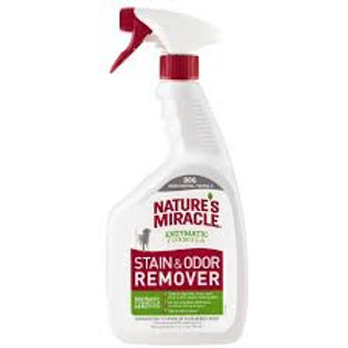 Nature's Miracle Stain & Odor Remover Spray 24oz
