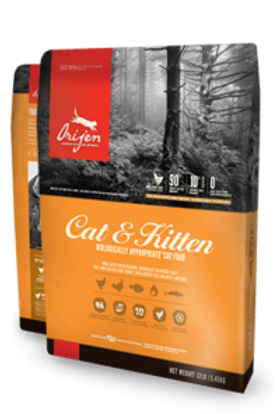 Orijen Cat & Kitten Grain Free Cat Food